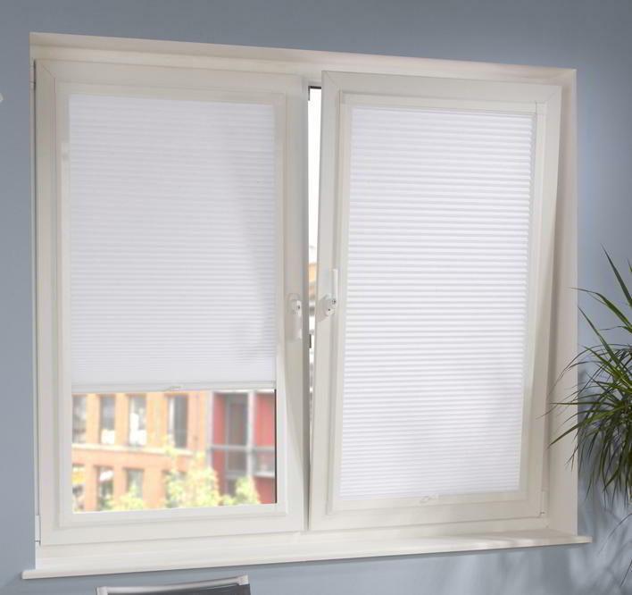 Perfect Fit Window Blind Systems That Allow Venetian